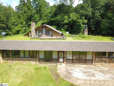 Greenville Single Family Home For Sale: 1111 Fork Shoals