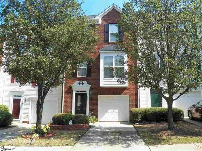 Mauldin Condo/Townhouse Contingency Contract: 306 Canewood