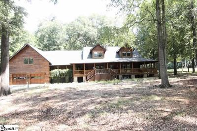 Greenwood Single Family Home For Sale: 1426 Bucklevel