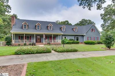 Fountain Inn Single Family Home For Sale: 430 Green Pond