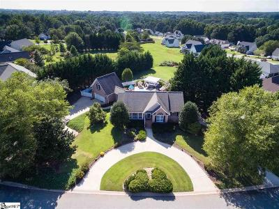 Boiling Springs Single Family Home Contingency Contract: 208 Bay Hill