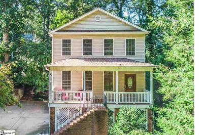 Greenville Single Family Home For Sale: 29 Sylvan