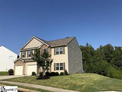 Simpsonville Single Family Home For Sale: 616 Jones Peak