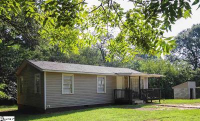 Greenville Single Family Home For Sale: 202 Blackwood