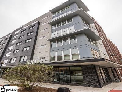 Downtown Condo/Townhouse For Sale: 100 E Washington #Unit 74