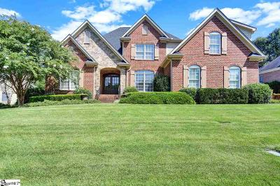 Greer Single Family Home Contingency Contract: 36 Griffith Creek