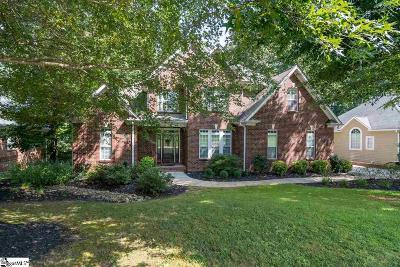 Simpsonville Single Family Home For Sale: 11 Habersham