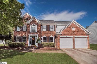 Greer Single Family Home For Sale: 10 S Antigo