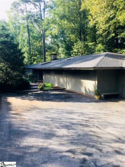 Greenville Single Family Home For Sale: 35 Fontaine
