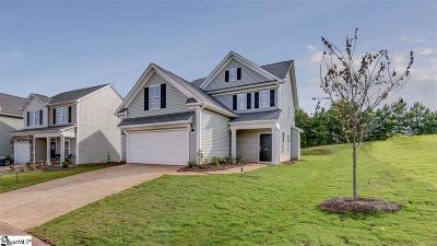 Boiling Springs Single Family Home For Sale: 154 Eventine