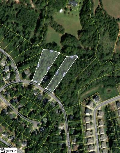 Simpsonville Residential Lots & Land For Sale: 1011 Powderhorn