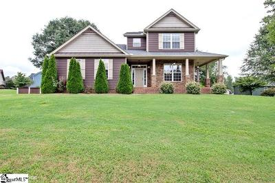 Greenville County Single Family Home For Sale: 308 Wittrock
