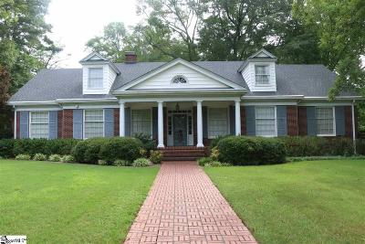Anderson Single Family Home For Sale: 2104 East North