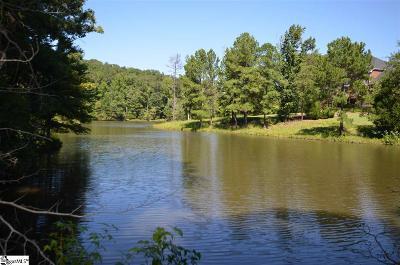 Spartanburg Residential Lots & Land For Sale: 469 Carolina Club