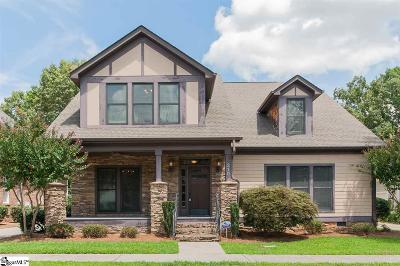 Greenville Single Family Home For Sale: 310 Newfort