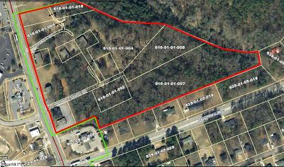 Clinton Residential Lots & Land For Sale: 123 Jacobs