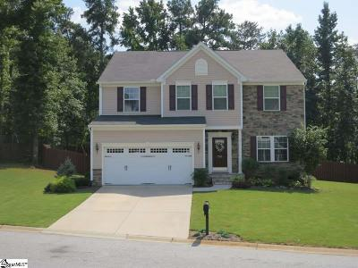 Greenville County Single Family Home For Sale: 209 Meadow Rose