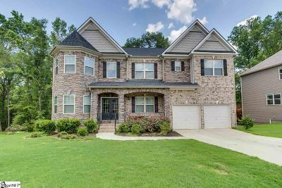 Simpsonville Single Family Home For Sale: 156 Sea Harbour