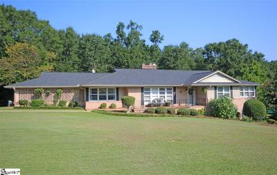 Fountain Inn Single Family Home Contingency Contract: 101 Woodvale
