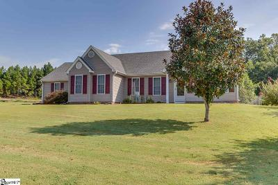Anderson SC Single Family Home Contingency Contract: $157,500