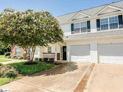 Boiling Springs Condo/Townhouse For Sale: 325 Stillwater