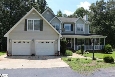 Greer Single Family Home For Sale: 3183 N Highway 14
