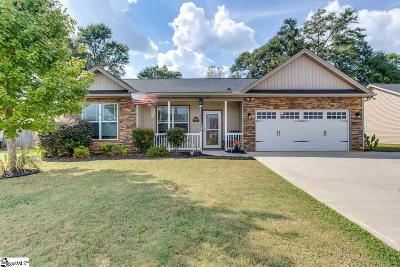 Piedmont Single Family Home Contingency Contract: 1025 Blythwood