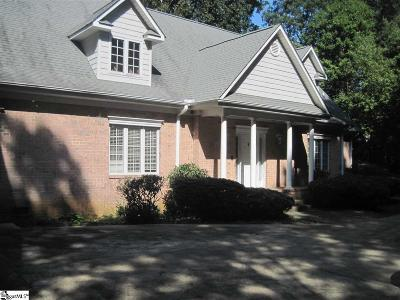 Greenville County Single Family Home For Sale: 6 Alender