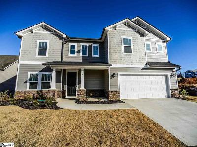 Greer Single Family Home For Sale: 6 Yorkmont