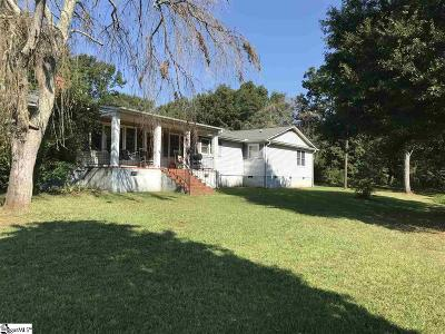 Piedmont Single Family Home For Sale: 2201 River