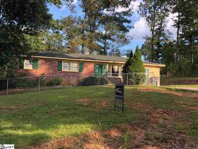 Greenville Single Family Home Contingency Contract: 12 Theodore