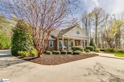 Taylors Single Family Home For Sale: 131 Chastain