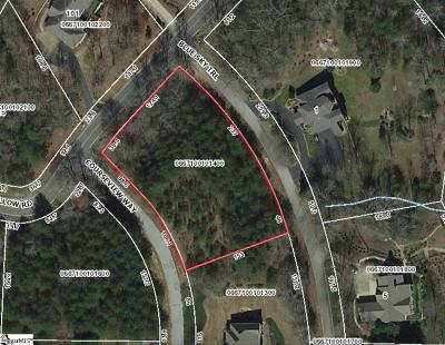 Travelers Rest Residential Lots & Land For Sale: Courseview
