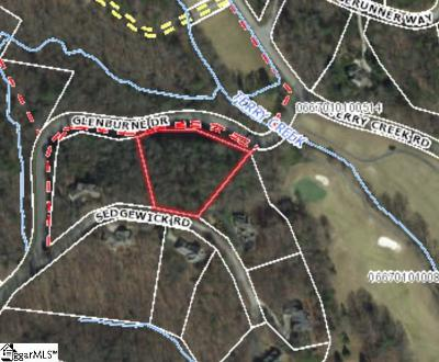 Travelers Rest Residential Lots & Land For Sale: 305 Sedgewick