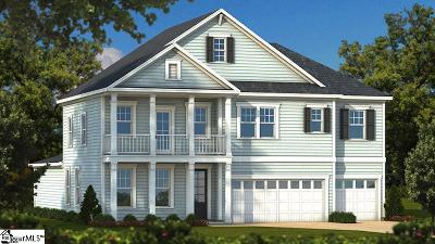 Jones Mill Crossing Single Family Home For Sale: 2 Perth #Lot 104