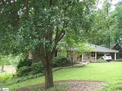 Greenville Single Family Home For Sale: 32 Harbor
