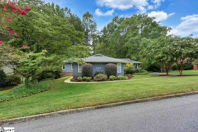 Greenville SC Single Family Home Contingency Contract: $250,000