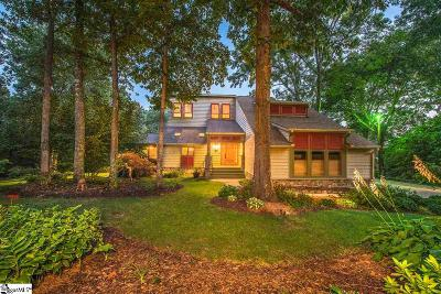 Greenville Single Family Home Contingency Contract: 12 Terra Oak