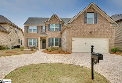 Simpsonville Single Family Home For Sale: 5 Furlong