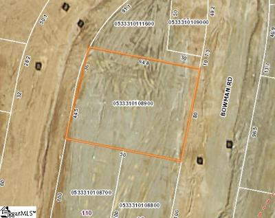 Hartness Residential Lots & Land For Sale: 29 Bowman