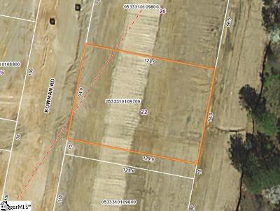 Hartness Residential Lots & Land For Sale: 22 Bowman