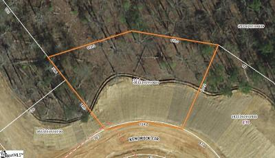 Hartness Residential Lots & Land For Sale: 214 Kendrick