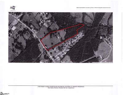 Pelzer Single Family Home Contingency Contract: 226 Easley
