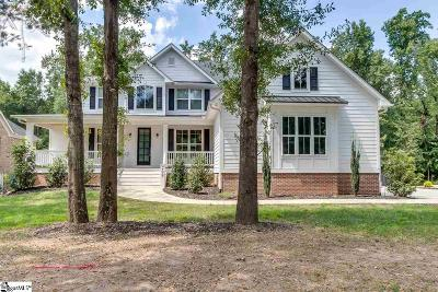 Simpsonville Single Family Home Contingency Contract: 209 Whitworth
