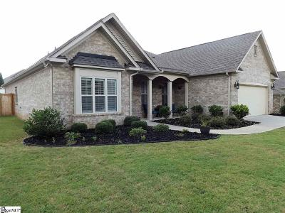 Simpsonville Single Family Home For Sale: 109 Macintyre