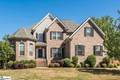 Boiling Springs Single Family Home For Sale: 407 Seymour
