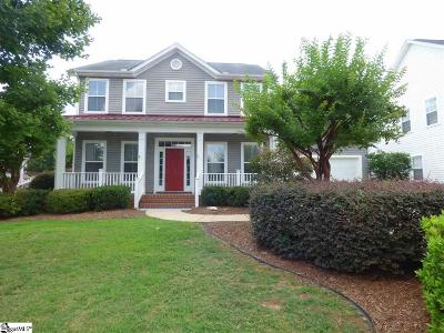 Simpsonville SC Single Family Home For Sale: $254,900