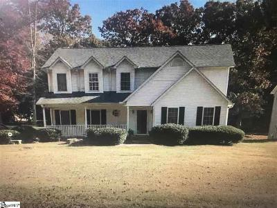 Greenville County Single Family Home For Sale: 9 Chelseabrook