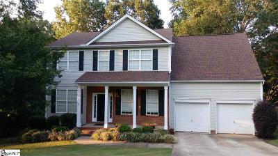 Simpsonville Single Family Home For Sale: 331 Neely Crossing
