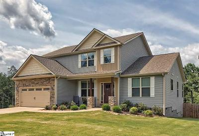 Travelers Rest Single Family Home For Sale: 8 Lodge